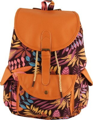 Damit 132_leafpurple 8 L Backpack