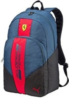 441870528e45 Buy Puma Ferrari Fanwear 21 L Backpack(blue wing teal-rosso corsa-bla) at  best price in India - BagsCart