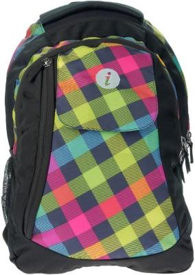 i Checks Spacious 29 L Medium Backpack