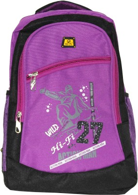 Hi-Fi Boys and girls backpack 7 L Backpack