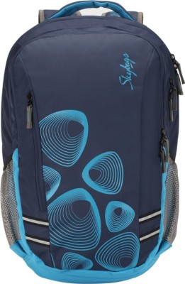 Skybags Footlose Gizmo 1 Blue 26 L Backpack