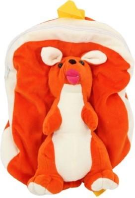MOTHERLAND Smarty Orange Kangroo Bag 10 L Backpack