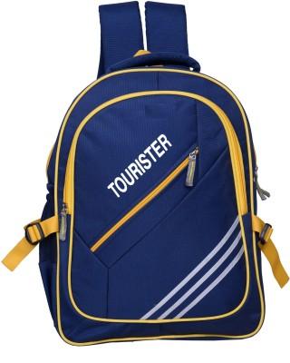 Hanu bg31blue 30 L Laptop Backpack