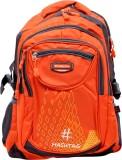 Hashtag Stylish 3.8 L Backpack (Orange, ...