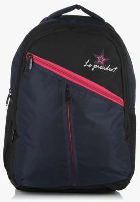President Starry-Navyblue 40 L Medium Backpack