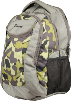 Zwart CAMO-MLBR 25 L Backpack