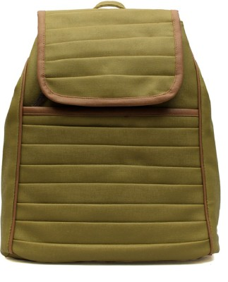 Pochette Men & Women Green 10 L Backpack