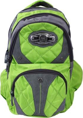 Super Drool Green Trek and Travel Series 8 L Backpack
