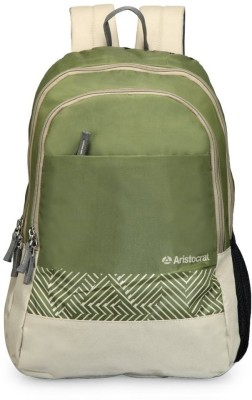 Aristocrat PEP 2 OLIVE 22 L Backpack(Olive)