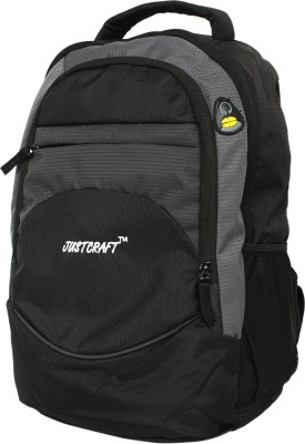 Justcraft Toyota Grey 30 L Backpack