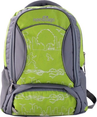 NEEDBAGS 400658 G 25 L Medium Laptop Backpack