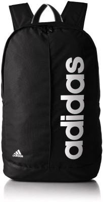 Arqueología Hecho un desastre Asesinar  Buy Adidas Lin Per Bp 18 L Backpack(Black and White) at best price ...