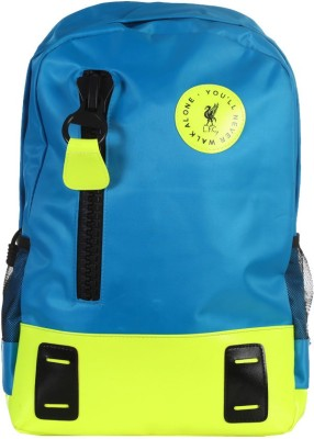 Liverpool FC SS15 Blue Polyester 16 L Backpack