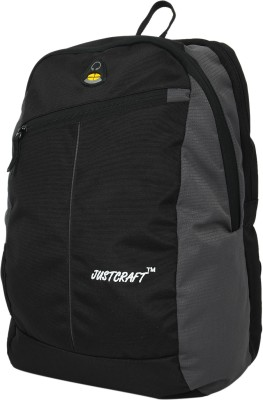 Justcraft Joyo Grey 30 L Laptop Backpack