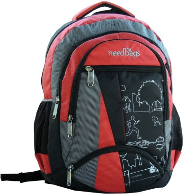 NEEDBAGS 400862 R 17 L Laptop Backpack