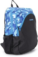 Wildcraft Hinge Blue Medium Backpack(AM Blue)