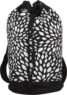 Get In Black & White 4 L Backpack