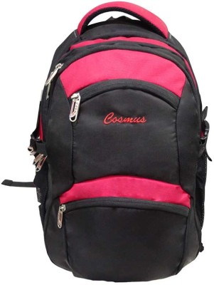 Cosmus Sun Black Red 35 L Large Backpack
