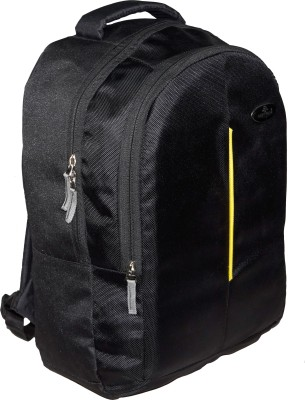 VERTEX Black Laptop Backpack 25 L Laptop Backpack