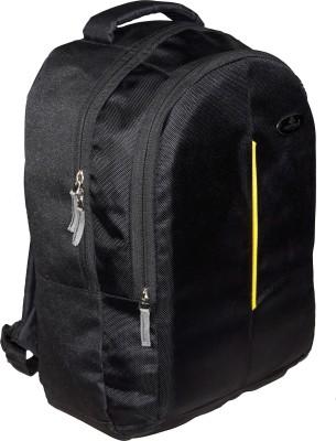 VERTEX Black Laptop Backpack 25 L Laptop Backpack