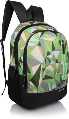 Suntop Spiffy 21 L Backpack(Printed Multicolour)