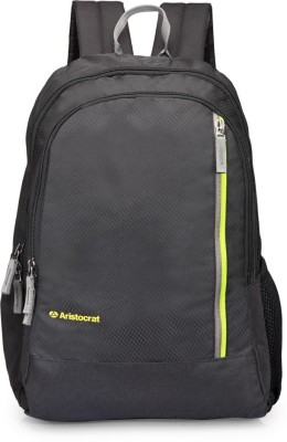 Aristocrat Pep 03 Black 22 L Backpack