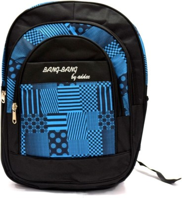 addee blue bubble 15.6 L Backpack