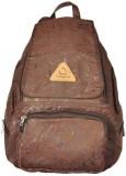 Tashii Light Brown Floral 12 L Backpack ...