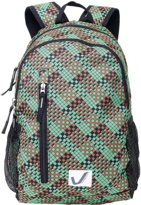 Vital Gear Checkered Pattern 20 L Backpack