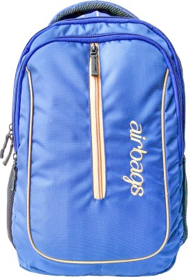 airbags 15.6 inch geo - 02 navy blue 33 L Laptop Backpack