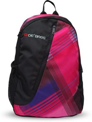 De, Bags Intro-Pink 15 L Backpack