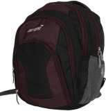 Justgear 1352 Black and Purple 20 L Back...
