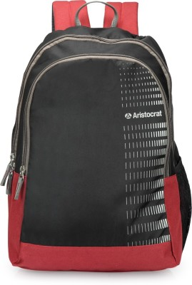 Aristocrat Pep 01 Black 21 L Backpack