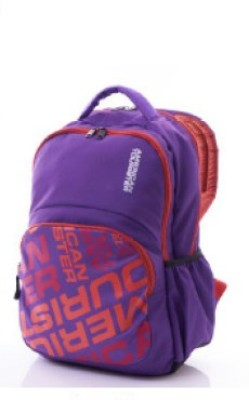 American Tourister Code 01 2016 20 L Backpack(Magenta)