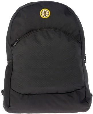 i Spacious Plain Designer 19 L Medium Backpack