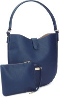 United Colors of Benetton Blue tote bag Backpack