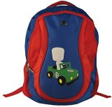 Clubb 1101 5 L Backpack (Blue, Red)