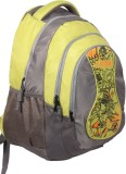 Istorm Campus 30 L Backpack (Yellow)