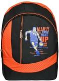 Bueva MUP 25 L Backpack (Black, Orange)