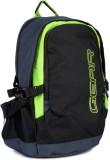 Gear Triumph 27 L Backpack (Black, Blue)