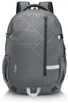 Skybags Teckie 01.0 With Rain Cover 35 L Laptop Backpack