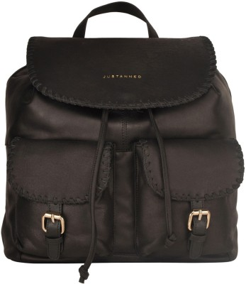 JUSTANNED Leather Women's 5 L Backpack