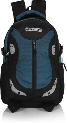 Suntop Neo 9 Reflector 26 L Backpack(Black, Blue)