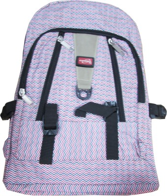 Cosmo Pink Soft Double Compartment 4.5 L Backpack