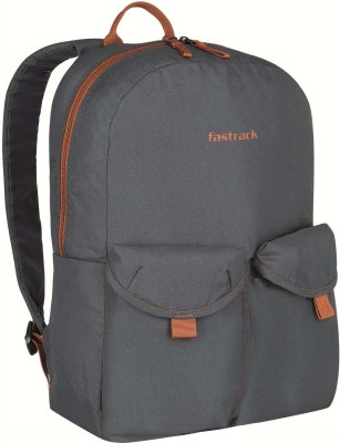 Fastrack AC031NGY01 17 L Backpack(Grey)