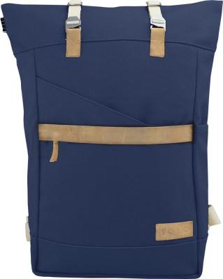 Yolo FREDDY1NavyBlueCanvas 25 L Backpack