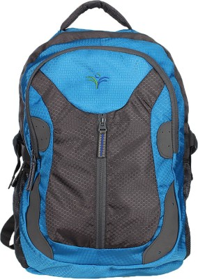 Goldendays Gold367Blue 9.4 L Laptop Backpack