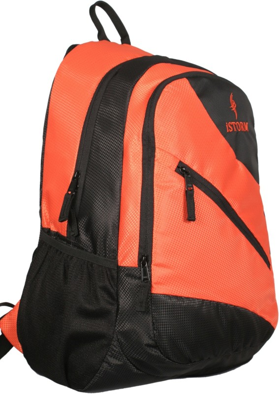 Istorm Triangle Campus Backpack(Orange)