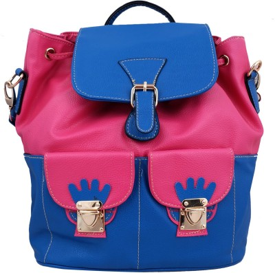 Super Drool Pink Glamorous 12 L Backpack