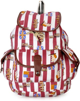 Frosty Fashion Stylish & Sleek FF01001117 10 L Backpack